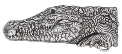 Schnalle Alligator