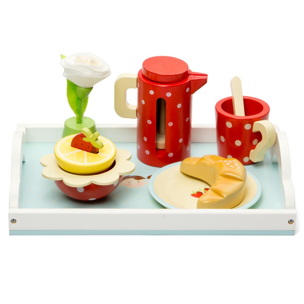 Frühstücksset Breakfast Tray