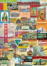 Decorative Wrap San Francisco Collage