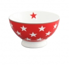 Happy Bowl Red Star