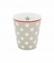 Happy Mug Khaki Star