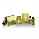Lime di Sicilia Handbag Travel Set